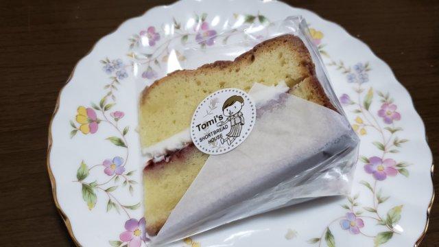 ビクトリアサンドウィッチケーキ